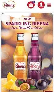 Free sparkling Ribena with voucher @ participating Mitchell's and Butler pubs