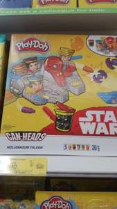 play-doh star wars millennium falcon was £19.97 now £10 @ Asda instore