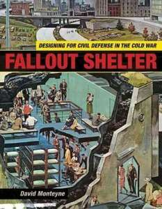 Build your own bomb shelter now! Book for sale £20.53 @ Wordery