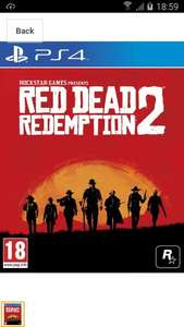 Pre-order RED DEAD REDEMPTION 2 & Lego Worlds PS4 or XBox One for £51.98 (Prime) @ Amazon with code