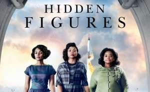 Free Cinema tickets  -   Hidden Figures.   Sunday 5th February, 10.30am: Courtesy Of EDF (SFF)