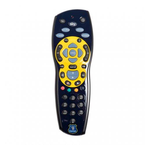 Sky hd Everton fc remote control free delivery - £4.99