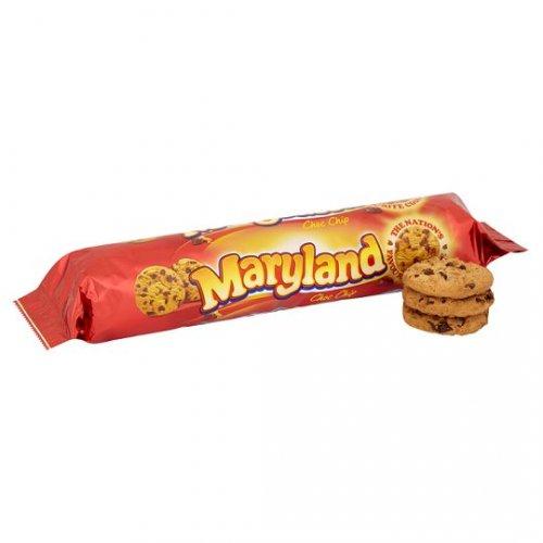 Maryland Chocolate Chip Cookies 200G £0.57 @ Tesco