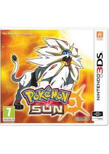 pokemon sun (3DS) £28.99 @ simplygames