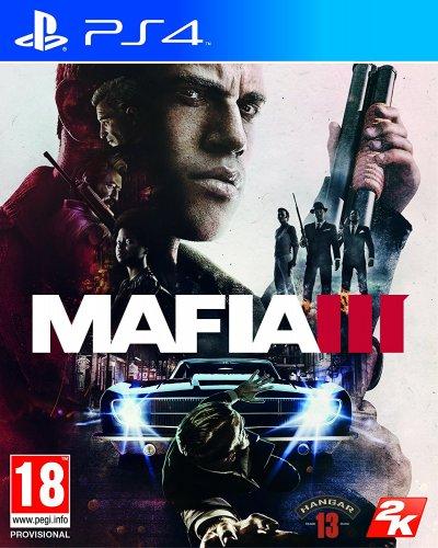 Mafia 3 PS4 £24 @ Amazon