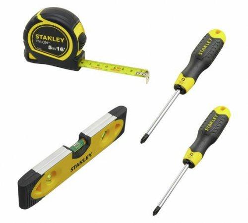 Stanley Starter Hand Tool Kit £5.99 Argos (Free C&C)