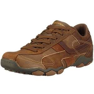 Skechers Brown Men's Diameter Torino Lace-Up. Sizes 7,8,9 Back in stock for £21 @ Amazon