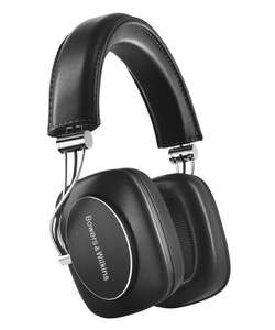 BOWERS & WILKINS P7 Wireless Headphones Black £279 Heathrow Airport Dixons Travel £279.00