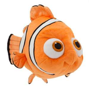 Spend over £10 and get Nemo or Dory medium soft toy for £7.99 at the disney store online