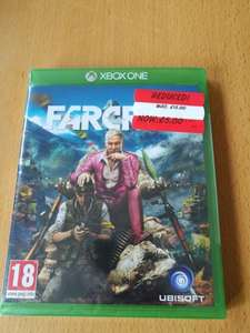 Far Cry 4 xbox one £5 @ Asda instore