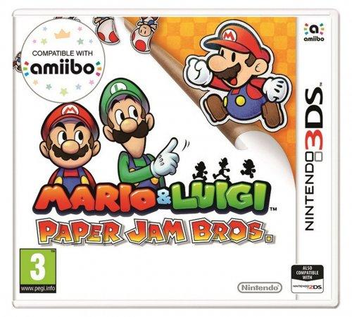 Mario and Luigi: Paper Jam Bros 3DS £16.99 @ Argos