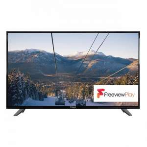 "55"" Full HD 1080p Freeview Play LED Smart TV was £799.00 now £379.00 Save £420.00 @ Finlux"