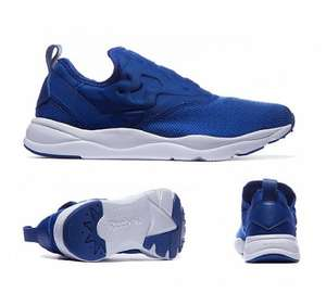 Reebok Womens Furylite Slip On Trainer £19.99 plus another 15% off - £16.99 @ Footasylum - Free c&c
