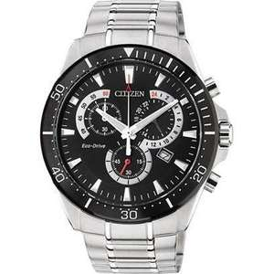 Citizen AT2358-51E Chronograph Eco-Drive Watch (was £250 now £99.99) @ F.Hinds