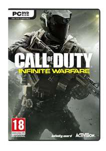 Call of Duty: Infinite Warfare (PC DVD) £15.82 Amazon Prime Exclusive (Lightning deal)