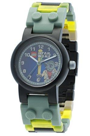 Lego Star Wars Yoda Children's Quartz Watch £8.67 Prime / £12.66 Non Prime - amazon