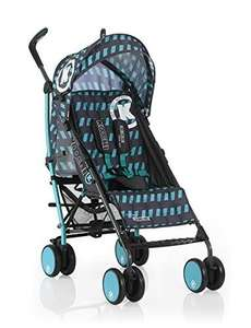 Koochi Sneaker Stroller - Ticket Turquoise at Amazon / Direct2Mum for £75 free p&p