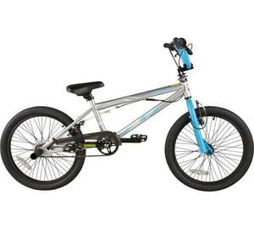 Zinc Rival unisex 20 Inch BMX Bike was £299.99 now £95.99 @ Argos