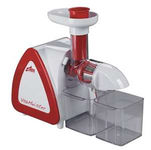 Team Vita Meister Slow Juicer £21.99 + £4.99 Del @ Studio (free del with code for New Customers)