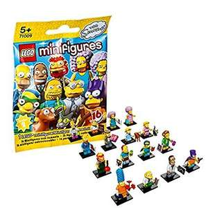 Lego Simpsons Minifigures reduced to £1 instore @ One Stop Convenience Store, Galloway Lane, Leeds