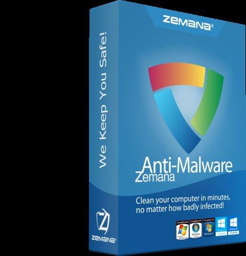 Zemana AntiMalware Premium 1 Year FREE