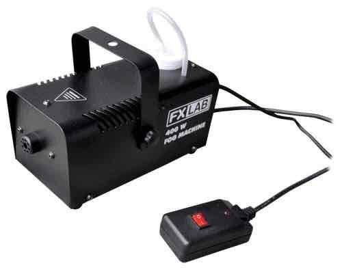 Fx Lab 400 W Mini Fog Machine was £54.99 now £24.99 @ Argos