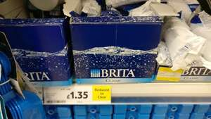 Brita Classic single cartridge £1.35 @ Tesco