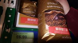 Lichfields 1kg Espresso Coffee Beans only £6.99 at Makro