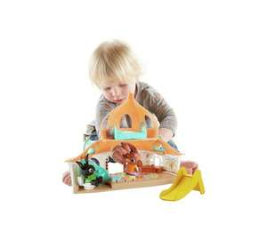 Bing Heirloom gift edition was £19.99 now £7.99 & Fisher Price Bing Sula's House was £29.99 now £12.99 @ Argos