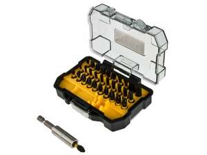 DeWalt DT70523T Impact Screwdriving Set of 32 £11.91 delivered @ My Tool Shed