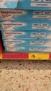 Weight watchers ultra slim glass scales £5 at Morrisons