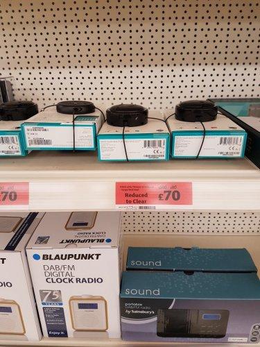 Fitbit Alta £70 @ Sainsbury's - Derby kingsway