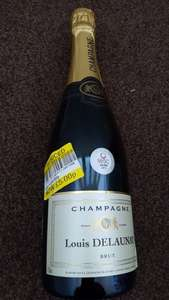 Local deal Seven Kings Tesco Express Green Lane- £5 Louis Delaunay Champagne Brut Non Vintage 75Cl