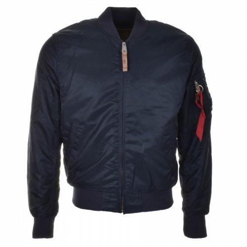 ALPHA INDUSTRIES MA 1 VF 59 Navy Blue Bomber Jacket £63.84 @ Mainline Menswear