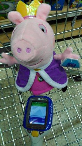Royal Peppa Pig - £2.48 at Tesco