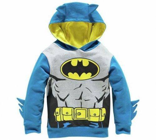 Batman Novelty Hoodie 2-3 Years £6.49 Half Price ~ Argos (Free C&C)