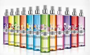 Benetton Refreshing Body Mist for women 250ml £4.99 for five. @ Clear Chemist
