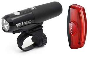 Cateye Volt 400 Rapid X2 lightset £59.99 delivered @Evans Cycles