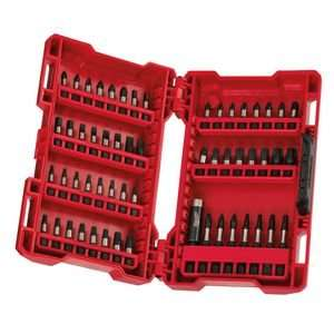 Milwaukee Shockwave 56 piece driving set at plumb centre £12 instore or £18 with delivery @ Plumbcentre