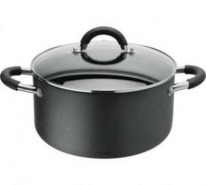 HOME Living 24cm Non-Stick Aluminium Stock Pot £10.99 Was £29.99 ~ 5 Year Guarantee 4.7/5☆'s ~ Argos (Free C&C)