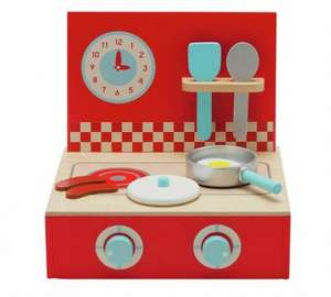 Chad Valley Classic Table-Top Kitchen £6.99 Was £19.99 Argos (Free C&C)