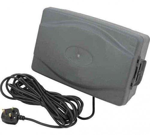 Masterplug Weatherproof Box 4 Socket 8m Extension Lead £10.99 @ Argos C&C