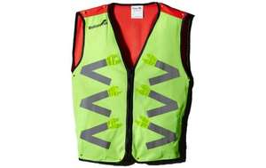 hi viz kids cycling jacket down from£14.99 to £1.50 @ Planet X