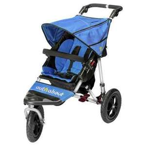 out n about little nipper v4 £216 Tesco online. various colours