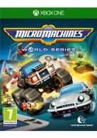 Micro Machines: World Series (PS4/XO) £21.85 Delivered @ Simply Games