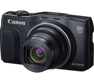 Free Canon Bag with Canon SX710 worth £14.99 £249.99 @ Currys