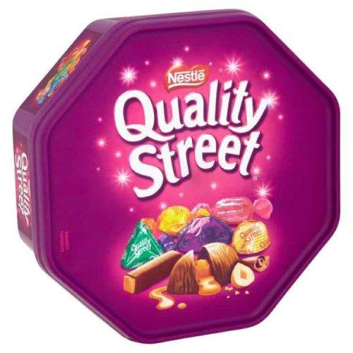 Quality Street Tins 750g £3 @ Tesco instore