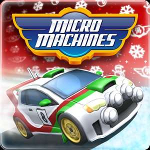 """Micro Machines"" Android and Apple"