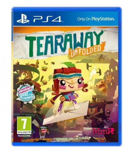 Tearaway Unfolded (Nordic) (PS4) £9.99 @ Coolshop