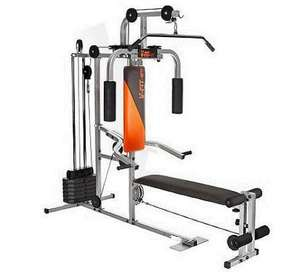 V-fit Herculean Lay Flat Home Gym - £160.50 Tesco Direct